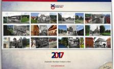Kalendár skupiny Bardejov kedysi a dnes na rok 2017 si už môžete rezervovať