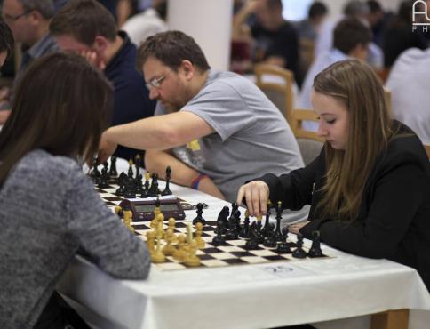 Dominika Ferková sa stala šachovou majsterkou Slovenska
