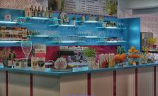 Cukráreň spojená s detským fitkom a predajňou