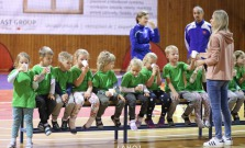 Deti z materských škôl sa znova venovali pohybu, chcú sa stať športovcami