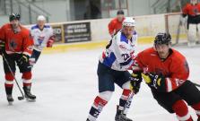 Na Zemplíne hokejisti inkasovali päťku