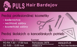 PULS Hair Bardejov