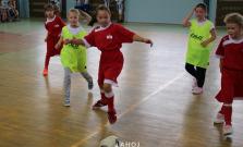 Mladé futbalistky sa stretli na 4. ZŠ