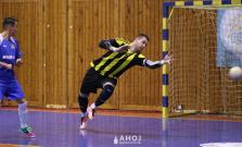Futsalisti sa predstavili v Košiciach, zápas sa lámal v druhom polčase