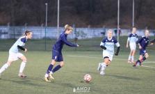 Slovan Bratislavu zdolali aj juniorky, v zápase až tri góly padli z penalty
