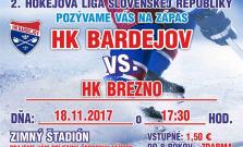Hokejisti HK Bardejov vyhrali v Sabinove, v sobotu doma proti Breznu