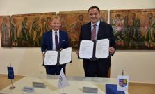 V Bardejove podpísali zmluvu vo výške 5 miliónov eur