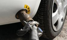 Auto na plyn sa oplatí