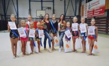 Sára Müllerová víťazkou Miss gymnastics 2017