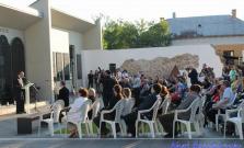Prvý rok od odhalenia Pamätníka holokaustu v Bardejove