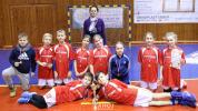 V hádzanej súťažili chlapci i dievčatá zo základných škôl