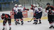 Hokejisti v dueli s Trebišovom získali aspoň bod