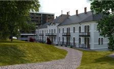 Bardejovské Kúpele čaká obnovenie hotela Dukla, golfové ihrisko a vonkajšie wellness