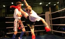 Skvelé umiestnenie Edymax Kick box clubu Bardejov