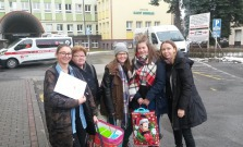 Žiaci ZŠ na Wolkerovej ulici tvorili, aby pomohli