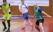 Futsalový turnaj v športovej hale zaujal, Bardejov druhý. V piatok začína odvetná časť