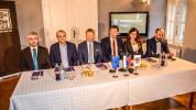 Župani sa stretli a rokovali s Bardejovčanom Vazilom Hudákom