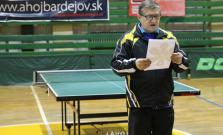 V Bardejove sa uskutočnili majstrovstvá okresu v stolnom tenise jednotlivcov