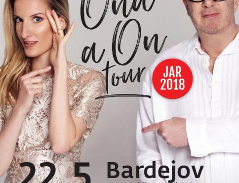 V Bardejove sa predstaví legendárny Richard Müller a obľúbená Adela Viczeová so svojim ONA a ON TOUR