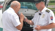 U vodiča z Bardejova bol zistený alkohol pri bežnej kontrole
