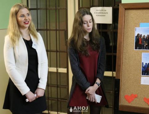 Obchodná akadémia v Bardejove otvorila brány širokej verejnosti