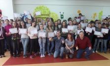 Britskí lektori opäť v ZŠ na Wolkerovej ulici