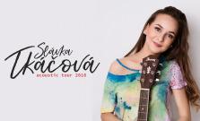 Hudobný objav Slávka Tkáčová vyráža s podporou známych tvárí na akustické turné