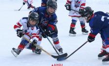 Mladí hokejisti z MHC Bardejov predviedli ukážkový tréning na prírodnom ľade