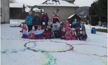 Zimná olympiáda v Materskej škole Šiba