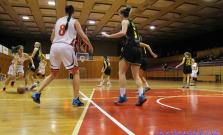 Basketbalistky v 1. lige nestíhajú