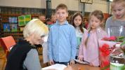 Obľúbená spisovateľka Gabriela Futová opäť medzi deťmi v Základnej škole na Komenského ulici v Bardejove