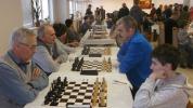 Medzinárodný šachový turnaj v Seniorcentre Bardejov