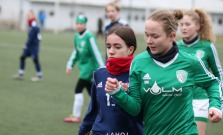Juniorky Bardejova znova predviedli kvalitný, oku lahodiaci futbal