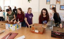 Neuveriteľné: Bardejovčania vyzbierali 6 ton potravín, pomohli rodinám v núdzi