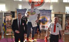Janík Velgos s novým rekordom