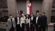 Delegácia Mladého Bardejova – Mestského mládežníckeho parlamentu vo Varšave