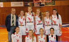 Basketbalistky v 1. lige vyhrali v Žiline