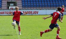 Mladí futbalisti proti Spišskej Novej Vsi