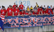 Partizánky prehrali finále Slovenského pohára, tretíkrát v rade už nezvíťazili