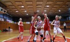Basketbalistky ukončili sezónu prehrou