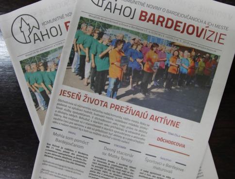 K Bardejovčanom sa dostalo ďalšie číslo našich novín