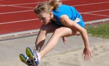 V atletike dominovala ZŠ na Komenského ulici v Bardejove