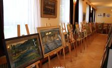 V bardejovskej nemocnici vydražili obrazy, aby pomohli pacientom
