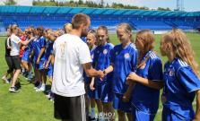 Futbalové žiačky získali na finálovom turnaji o majstra Slovenska bronz