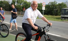 Nový cyklochodník k Mníchovskému potoku