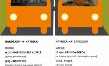 Cez víkendy do Krynice iba za päť eur