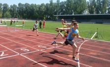 Atlétky zo ZŠ na Komenského v Bardejove druhé za Trenčínom