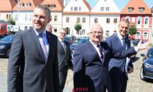 V Bardejove zasadá vláda, premiér Pellegrini si vypočul aj občanov