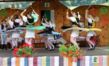 V Rokytove sa uskutočnili folklórne slávnosti