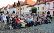 Cyrilo-metodské slávností po roku znovu na Radničnom námestí